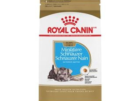 Miniature Schnauzer Puppy Dry Dog Food