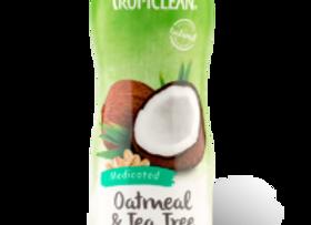 Oatmeal & Tea Tree Medicated Dog Shampoo