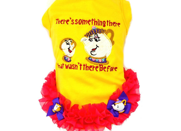 Disney Beauty & the Beast Pet Dress