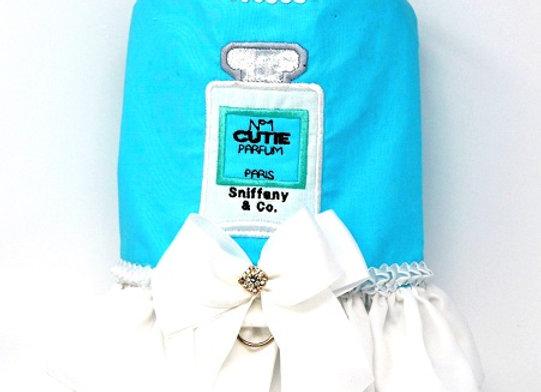 Sniffany & Co Ruffle Dress