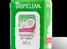Deep Cleansing Pet Wipes