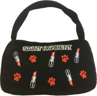 Saint-Pawrent lipstick purse