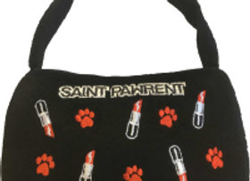 Saint-Pawrent lipstick purse