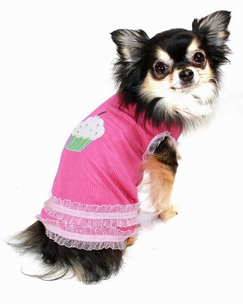 Strawberry Cupcake Dress