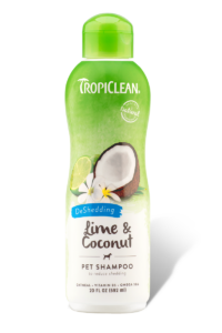 Tropiclean Pet conditioner- Deshedding Lime and Coca Butter
