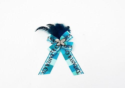 Tiffany's Feather Bow