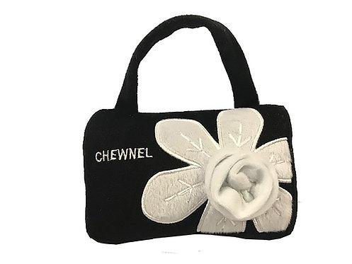 Chewnel Fleur Blanche Purse