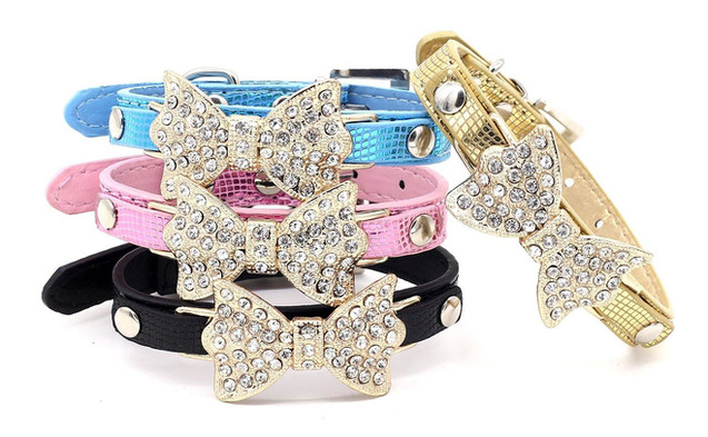 Bling Collars & Leashes