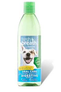 Tropiclean Fresh Breath Oral Care water Additive- Digestive