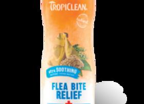 Tropiclean Natural Flea Bite Relief- After Bath Treatment