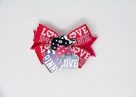 Love Pink Victoria Secret Boutique Bow