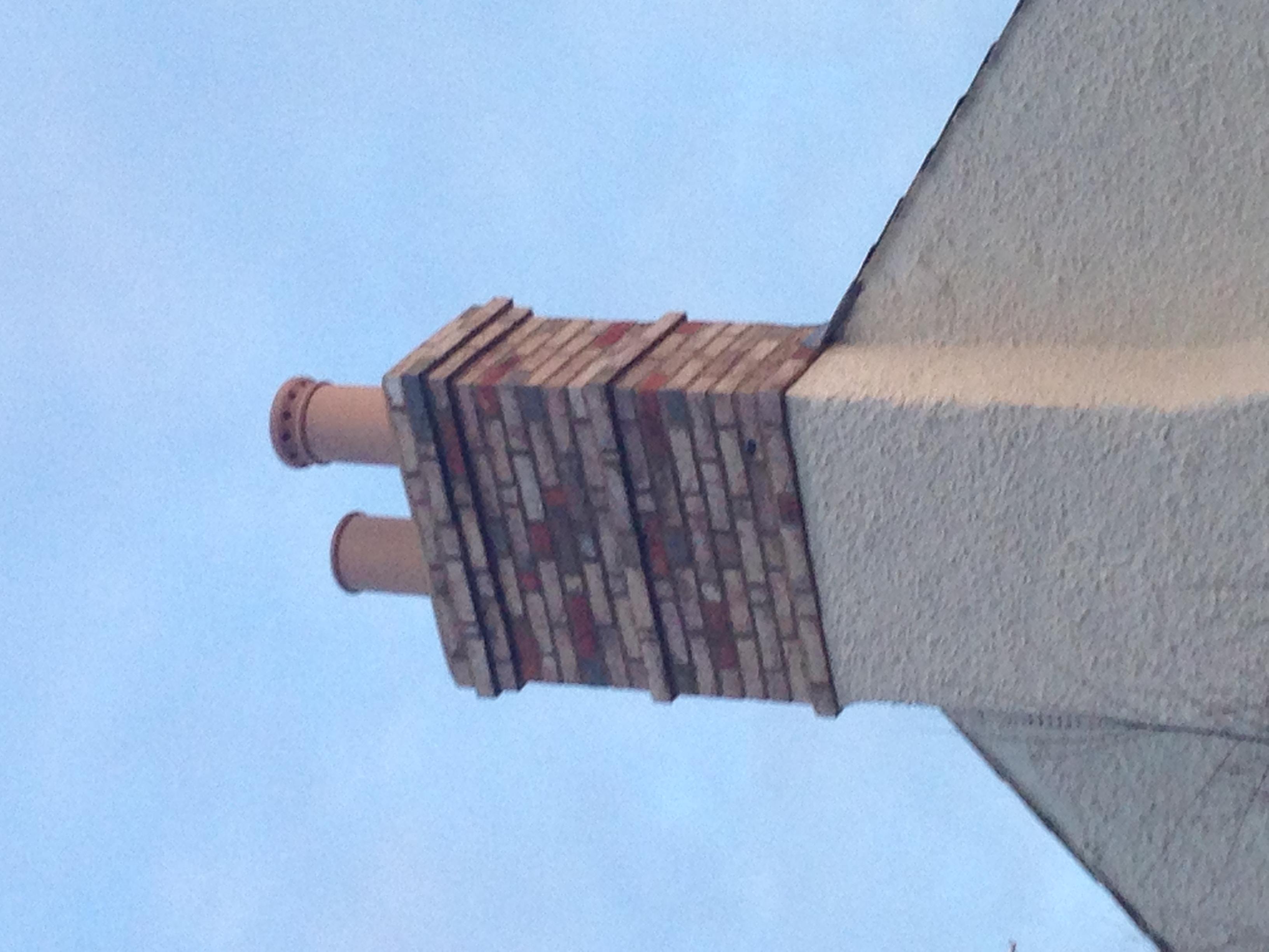 Chimney build