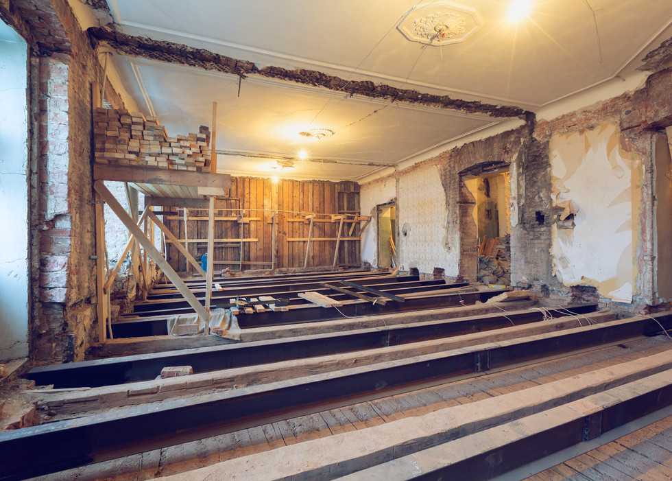 Internal Renovations