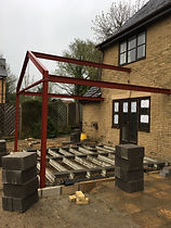 Steels for extension