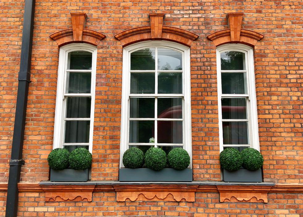 Sash windows replaced/repaired.