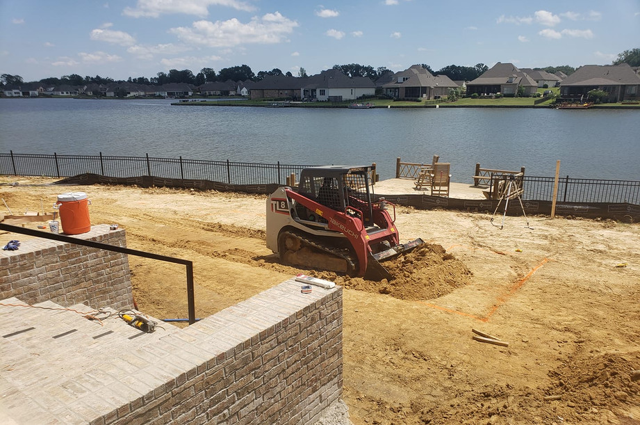 Pool Construction 1