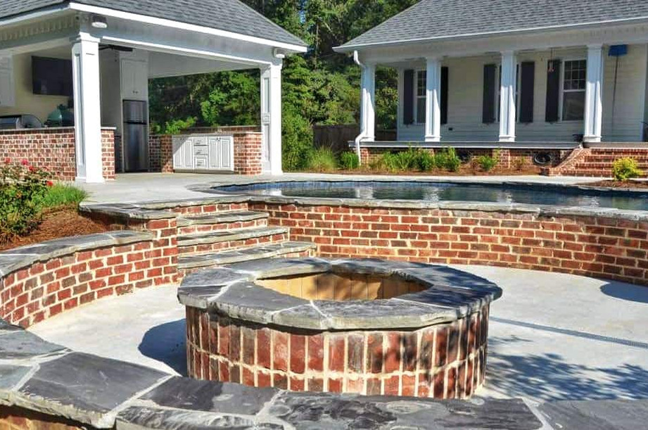 Completed Fire Pit 1