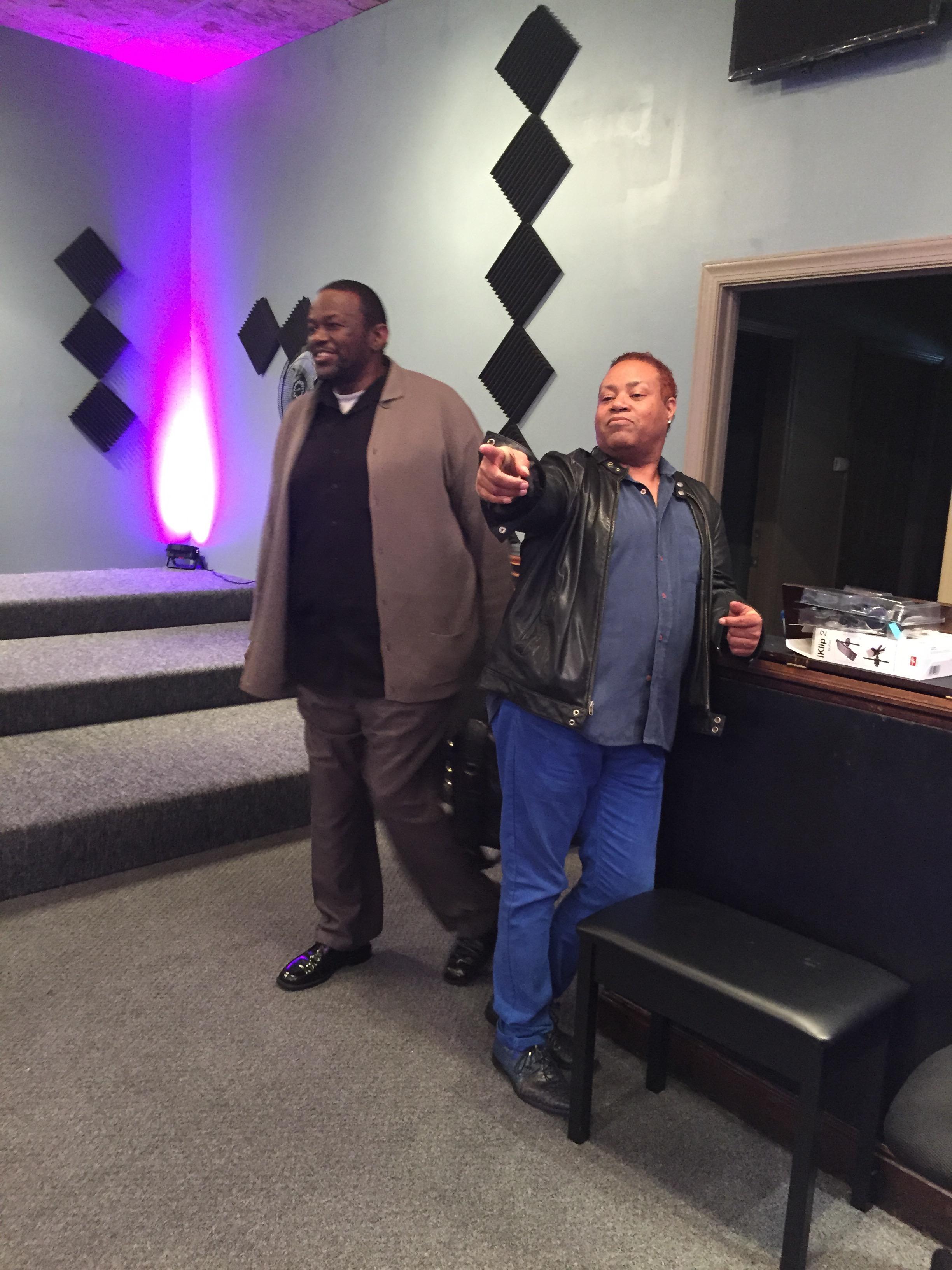 Sylvester Harper & Ray