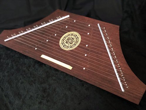 Hammered Psaltery - Rosewood Finish Key of C