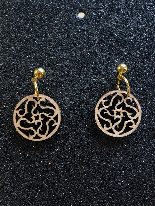 Song of the Wood Earrings