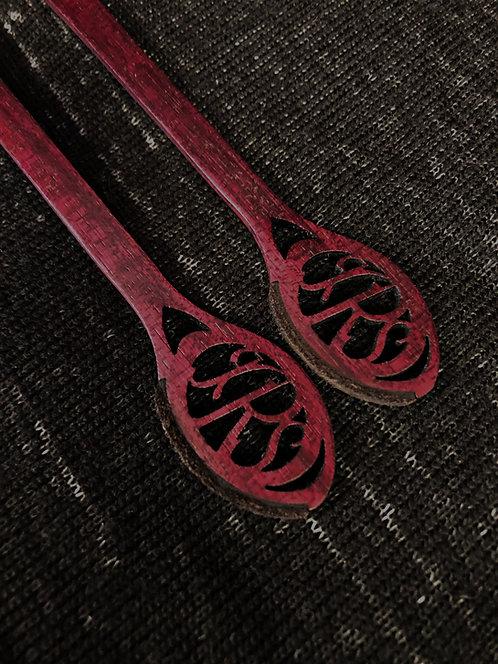 JRS Signature Hammers - Purpleheart