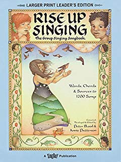 Rise Up Singing (Large Print Edition)