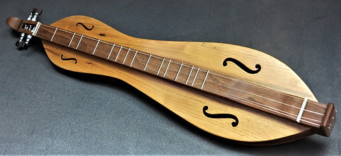 "Classis ""Bob Mize"" Walnut/Butternut Mountain Dulcimer"