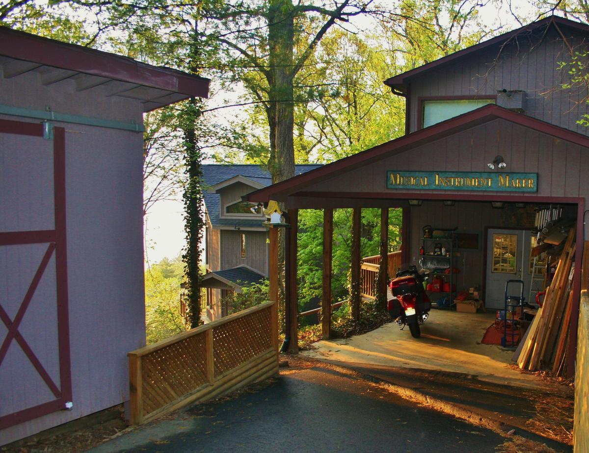 Workshop Exterior