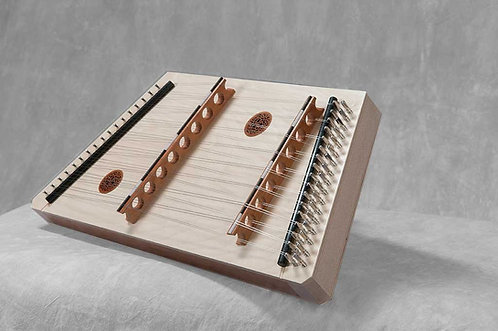 TK O'Brien Backpacker Hammered Dulcimer