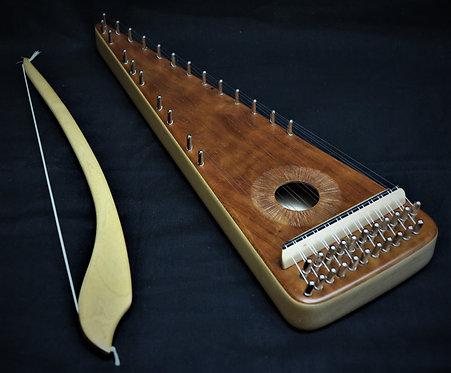 22 String Rick Long Bowed Psaltery
