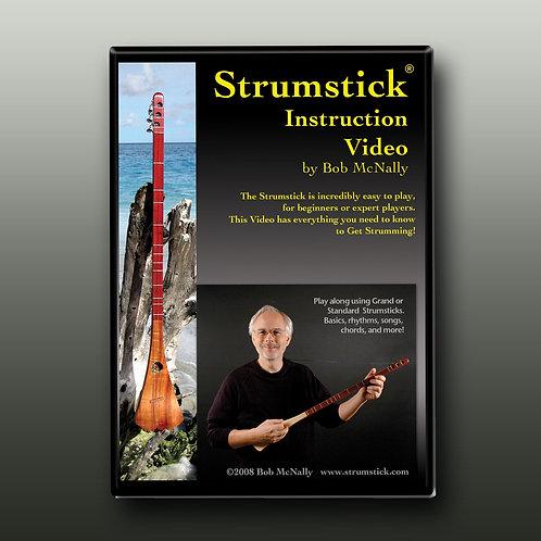 StrumStick Instructional DVD