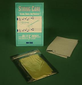String Care Kit - Blitz Cloth
