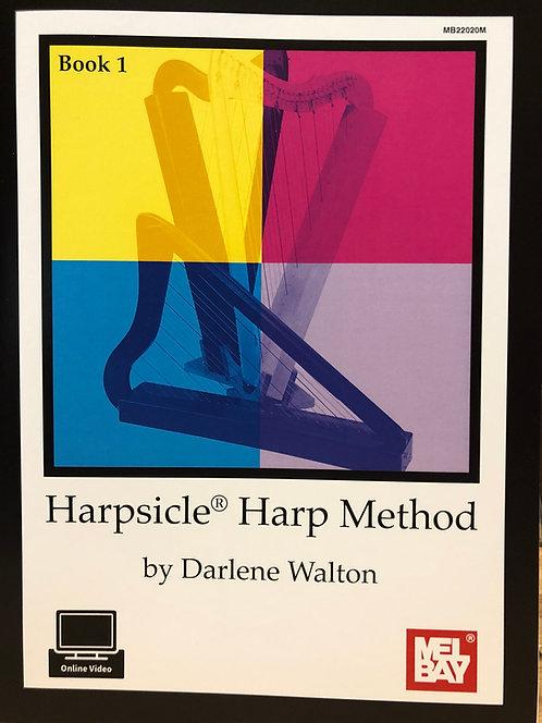 Harpsicle Harp Method Book 1