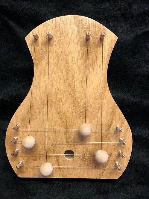 Door Harp - Oak