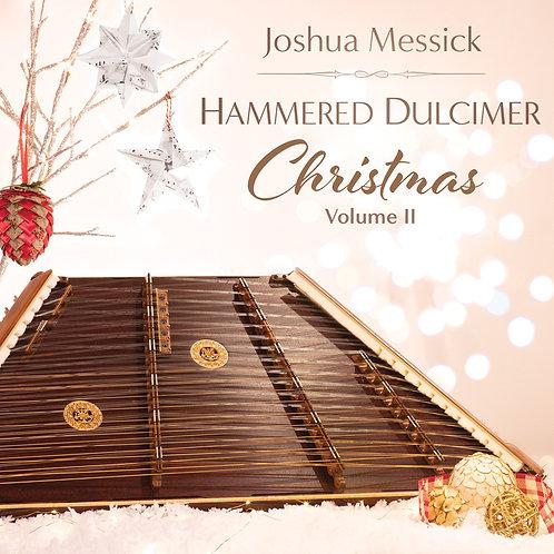 Joshua Messick - Hammered Dulcimer Christmas Volume II