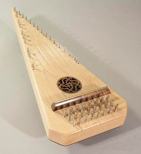 Standard 2 Octave Maple Bowed Psaltery