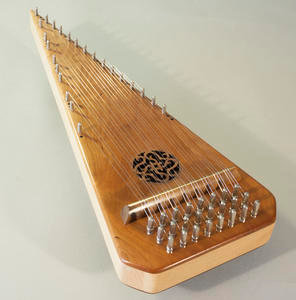 Standard 2 Octave Cherry Bowed Psaltery