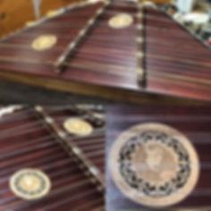 Song of the Wood Navigator Hammered Dulcimer