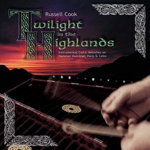 Russell Cook - Twilight in the Highlands