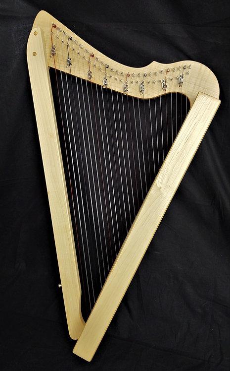 3.5 Octave 26 String Harp
