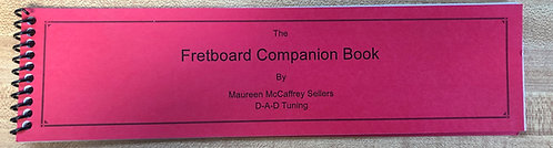 The Fretboard Companion Book