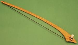 "Adjustable Horsehair Bow - 17.5"""