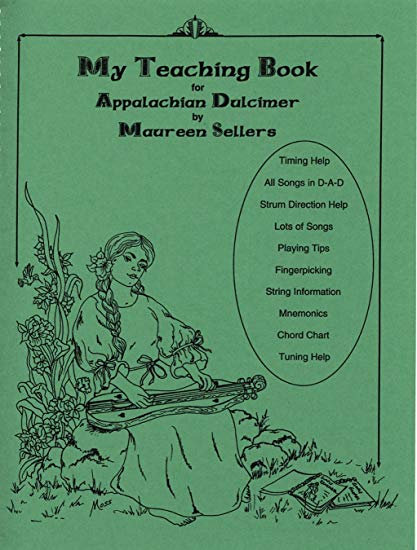 My Teaching Book - Mountain Dulcimer