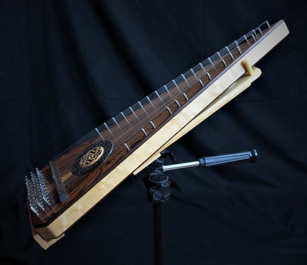 """""""Hands Free"""" Bowed Psaltery Holders"""