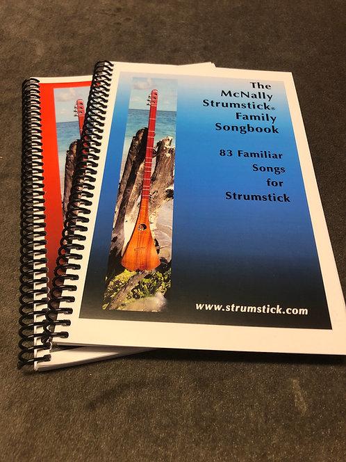 StrumStick Instructional Book