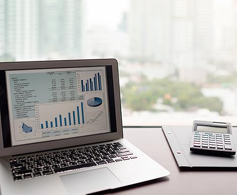 Uso de funciones y gráficas en Excel
