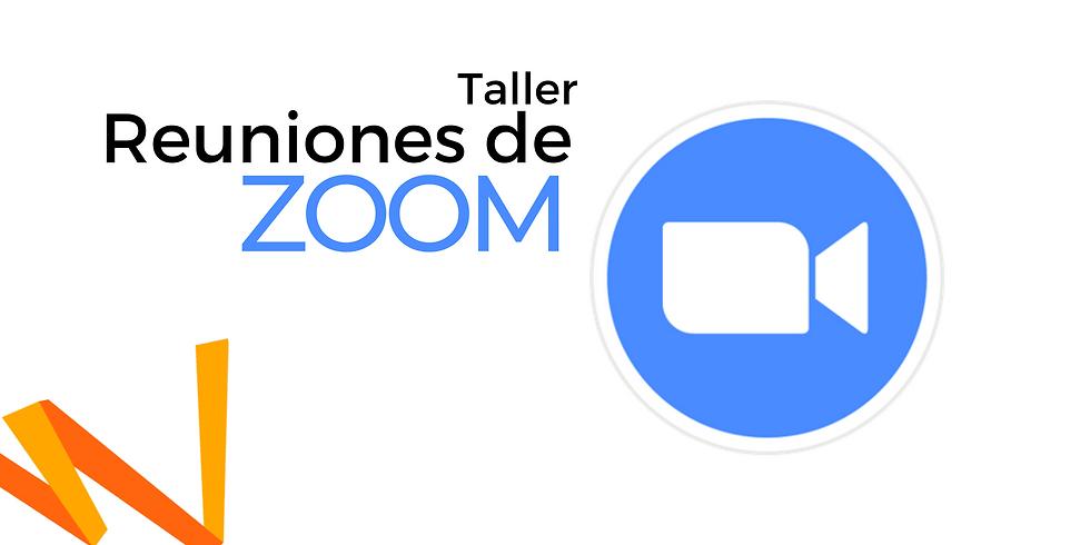 TALLER DE ZOOM