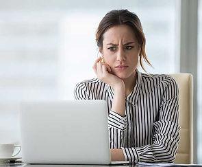 Manejo de frustración en  el trabajo remoto