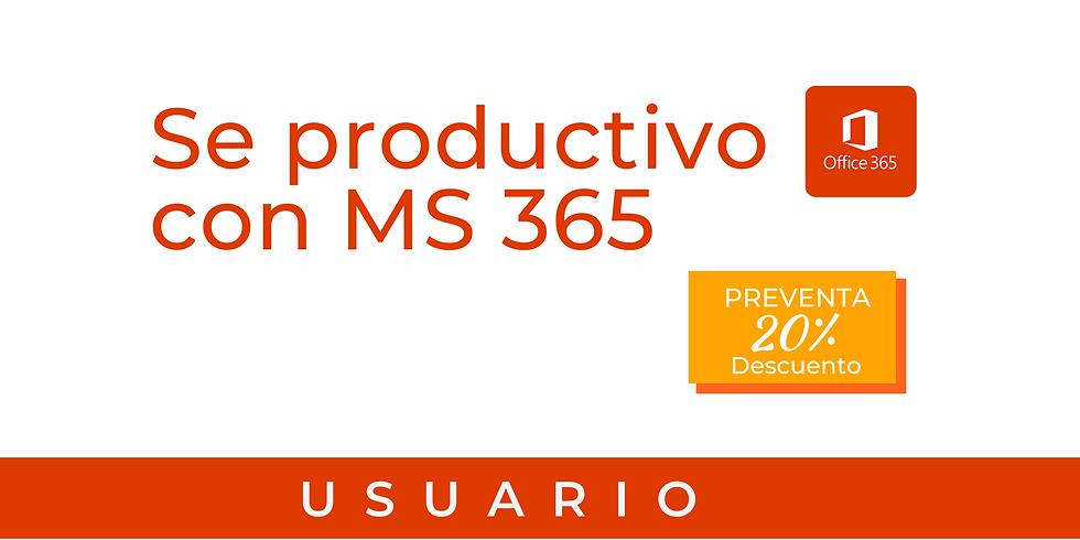 TALLER MS 365