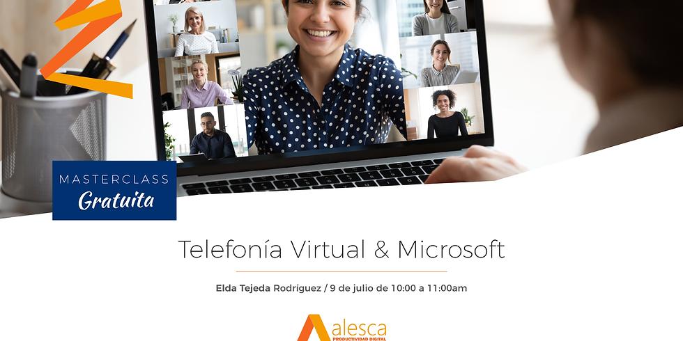 Telefonía virtual y Microsoft